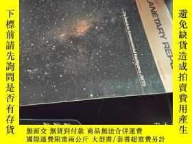 二手書博民逛書店THE罕見PLANETARY REPORT(VOLUME NUM