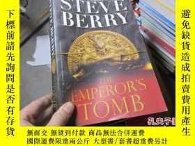 二手書博民逛書店the罕見emperor s tomb 203519636 be