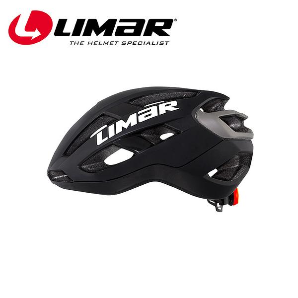 LIMAR 自行車用防護頭盔 AIR STAR【消光黑|M-L】 / 城市綠洲(自行車帽、頭盔、單車用品、輕量化)