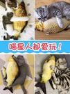 貓玩具貓薄荷逗貓玩具魚寵物毛絨模擬魚抱枕貓咪玩具幼貓用品 好再來小屋 igo