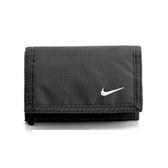 Nike original 黑 短夾 運動錢包 零錢包 運動 三折式 運動短夾 NIA08068NS