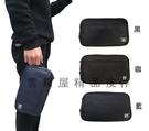 雪黛屋~SANDIA-POLO手拿包中容量主袋+外袋共四層二層主袋100%進口牛皮革隨身手拿BSD1019201500