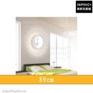INPHIC-幾何LED吸頂燈led燈現代燈具圓形客廳藝術北歐簡約臥室-80cm_heas