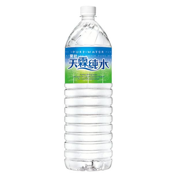 【免運直送】黑松 天霖純水1500ml(12入/箱)*1箱