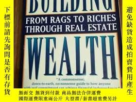 二手書博民逛書店Building罕見Wealth: From Rags to R