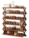 折疊鞋架子簡易門口家用經濟型小鞋柜收納宿舍多層防塵
