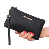 手拿包女錢包長款簡約時尚手包零錢包皮夾小包手抓包