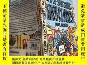 二手書博民逛書店eatrh罕見shattering earthquakes 毀滅性地震Y200392