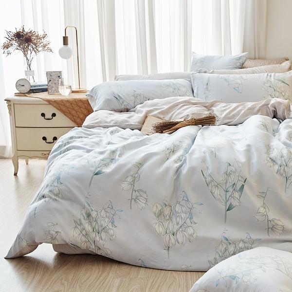 床包兩用被組 / 雙人【芯悅香鈴】含兩件枕套 60支天絲 戀家小舖台灣製AAU215