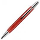 CARAN d'ache 艾可米斯.紅桿金屬禮盒原子筆4882.070