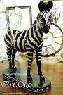 ART ONE 居家設計館 AW147007 斑馬擺飾