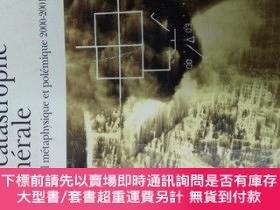 二手書博民逛書店Laboratoire罕見de catastrophe générale 法文原版 LH(外來之家Y3442