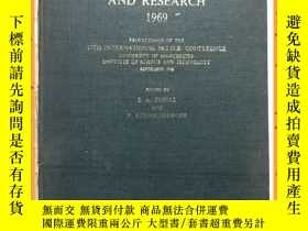 二手書博民逛書店英文書罕見advances in machine tool design and research 1969 19