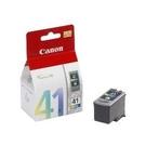 CANON㊣原廠墨水匣 CL-41(41)(彩色) 適用 iP1200/ iP1300/ iP1700/MP150/MP160/MP170/MP180/MP450