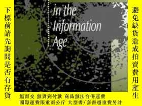 二手書博民逛書店Electronic罕見Warfare In The Information Age (artech House