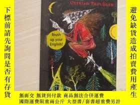 二手書博民逛書店the罕見little witch - Otfried Preu