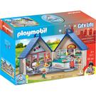 特價 playmobil 提盒系列 晚餐_PM70111