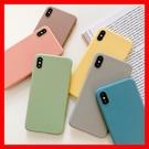 日韓時尚純色殼三星Note10 lite Note8 S9+ S8+ M11 A21s手機殼A31 J4+ J6+保護殼