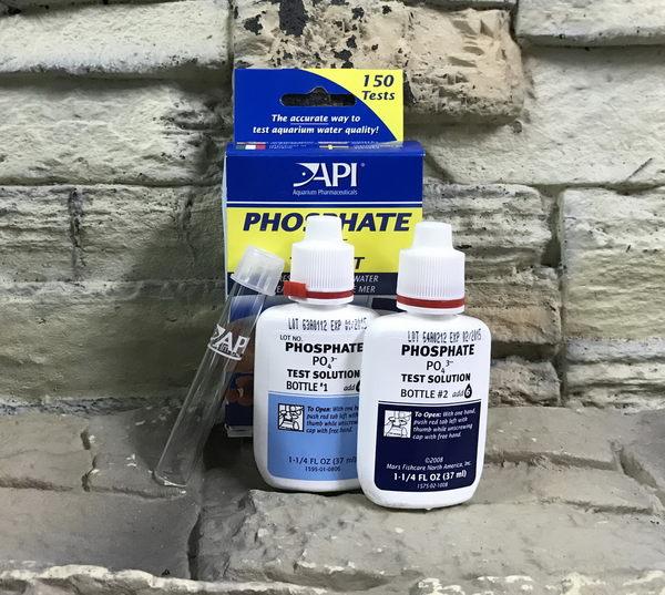 【西高地水族坊】美國魚博士API PO4磷酸鹽測試劑