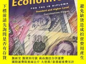 二手書博民逛書店Economics罕見For The Ib Diploma: Study Guide (international