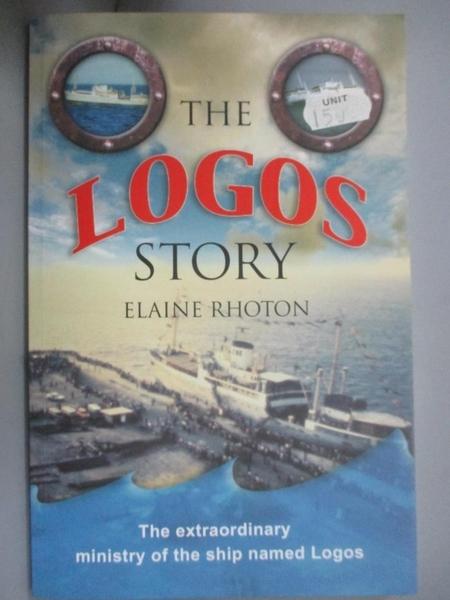 【書寶二手書T2/原文書_CHG】The Logos Story_Elaine Rhoton