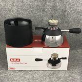 MILA 高效能 小瓦斯爐 陶瓷登山爐 迷你登山爐 可搭配打火機瓦斯 附防燙充氣座 控火精準