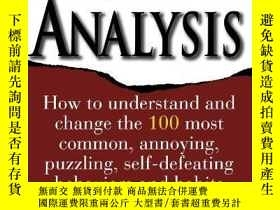 二手書博民逛書店Instant罕見AnalysisY256260 Dr. David J. Lieberman Ph.d. S
