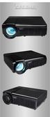 轟天炮led-96g投影儀辦公家用高清1080p無線手機wifi智能家庭影院3d家用投影機