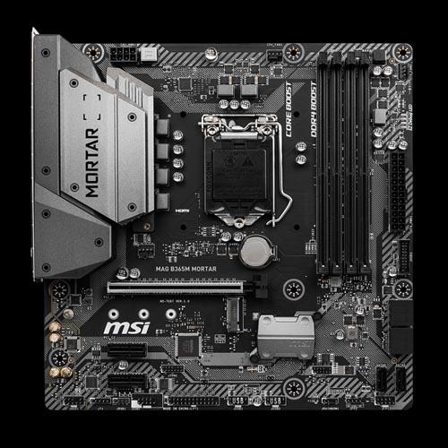 MSI 微星 B365M MORTAR 主機板
