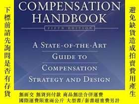 二手書博民逛書店The罕見Compensation HandbookY25556