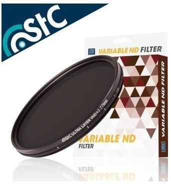 晶豪泰 【STC】Ultra Layer Variable ND2~1024 Filter 82mm 輕薄可調式減光鏡