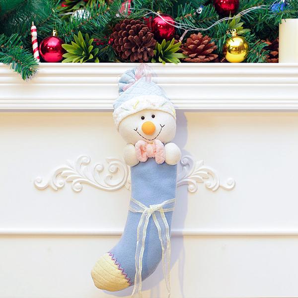 聖誕禮品35  聖誕樹裝飾品 禮品派對 裝飾 聖誕襪 禮物袋