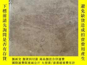 二手書博民逛書店罕見清·木刻線裝書《醫門法律》卷首201953