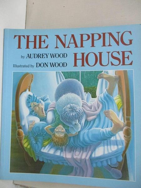 【書寶二手書T7/少年童書_D7H】Napping House_附光碟_Audrey Wood
