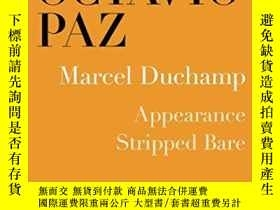 二手書博民逛書店Marcel罕見Duchamp: Appearance Stripped BareY360448 Octavi