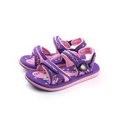 GP (Gold.Pigon) 涼鞋 紫色 大童 G7614B-41 no758
