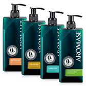 Aromase艾瑪絲 洗髮精 400ml 高階版【BG Shop】4款供選