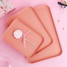 西餐盤 創意日式盤子竹纖維長方形托盤家用...