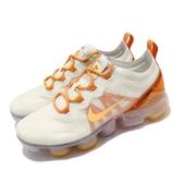 【五折特賣】Nike 慢跑鞋 Wmns Air Vapormax 2019 米 橘 女鞋 運動鞋 【PUMP306】 AR6632-102