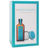 MOROCCANOIL 摩洛哥 優油+經典香氛蠟燭組(1組入)【小三美日】護髮(台灣公司貨)