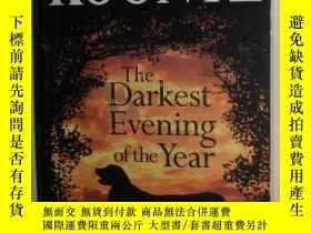 二手書博民逛書店【英語】英文原版小說《罕見The Darkest Evening