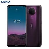NOKIA 5.4 智慧型手機-夢境紫【愛買】