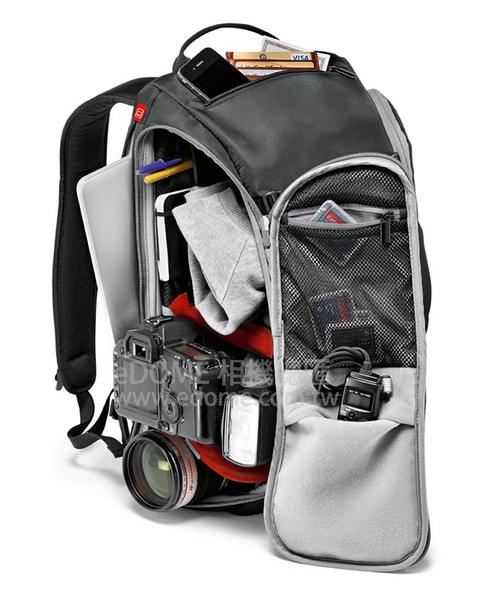 MANFROTTO 曼富圖 Advanced Travel Backpack  專業級旅行後背包 (0利率 公司貨) MB MA-BP-TRV