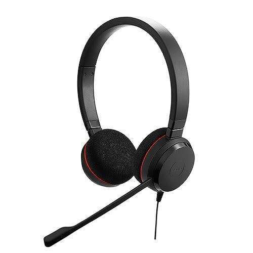 Jabra 捷波朗 EVOLVE 20 MS STEREO 頭戴式耳機