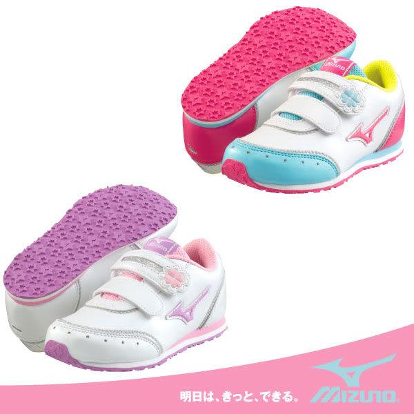 MIZUNO 美津濃 beads Kids Killala兒童慢跑鞋(二色)。