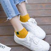 襪子女士純棉短襪低筒短筒韓國可愛女襪防臭防滑淺口船襪薄款 潔思米