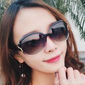 新款墨鏡女士偏光太陽鏡大框太陽鏡防紫外線駕駛鏡經典   蜜拉貝爾