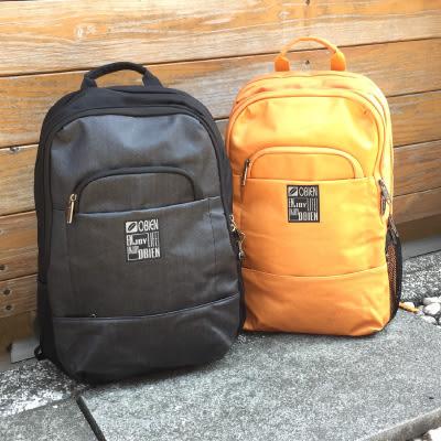 Obien優活時尚後背包(可放15.6吋筆電)