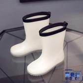 超輕兒童雨鞋 男童女童四季雨靴寶寶國小生防滑膠鞋水鞋【英賽德3C數碼館】