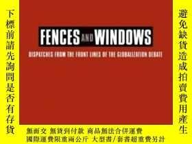 二手書博民逛書店Fences罕見And WindowsY362136 Naomi Klein Picador, 2002 IS